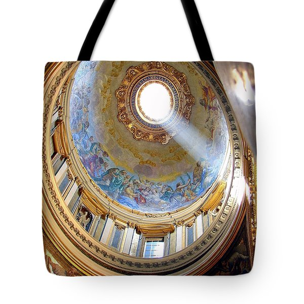 Enlightened Tote Bag by Patrick Witz
