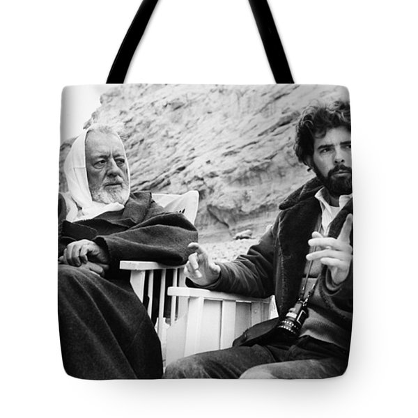 Film: Star Wars, 1977 Tote Bag by Granger