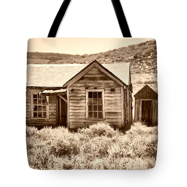 Homestead Tote Bag by Cheryl Young