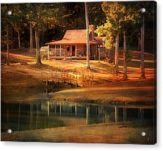 A Place To Dream Acrylic Print by Jai Johnson