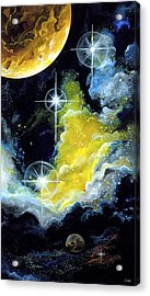 Ascension Acrylic Print by Laura Swink