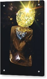 Untitled Acrylic Print by Victor R. Boswell, Jr