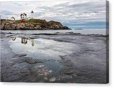 In The Beginning Canvas Print by Jon Glaser