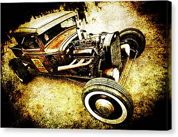 Rusty Rod Canvas Print by Phil 'motography' Clark