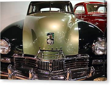1947 Kaiser Canvas Print by Wingsdomain Art and Photography