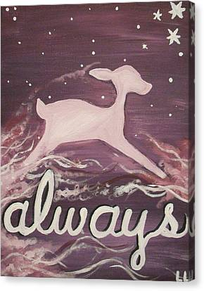 After All This Time Canvas Print by Lisa Leeman