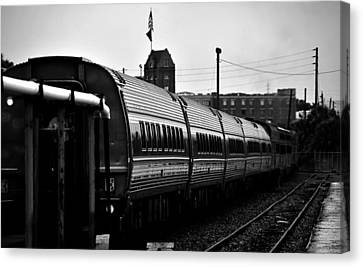 Union Station Tampa Canvas Print by David Lee Thompson
