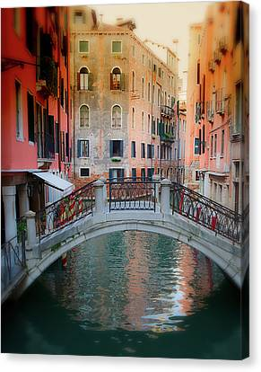 Venice Visions Canvas Print by Eggers Photography