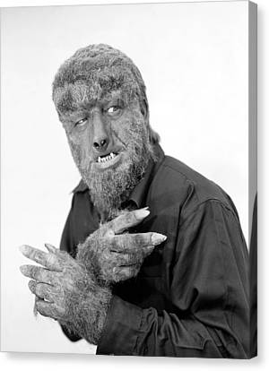 Wolfman, 1945 Canvas Print by Granger