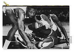 Bill Russell (1934- ) Carry-all Pouch by Granger