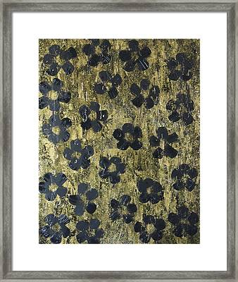 Delia Framed Print by Tracy Fetter