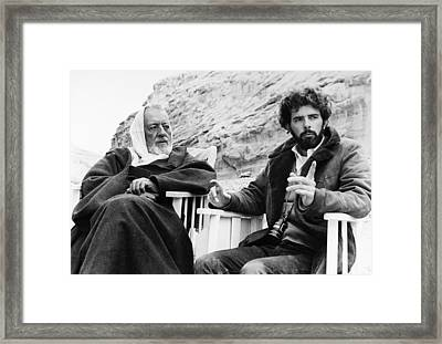 Film: Star Wars, 1977 Framed Print by Granger
