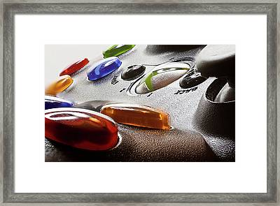 Full Control Framed Print by Patrick English