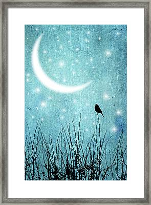 Moonlight Sonata Framed Print by Marta Nardini