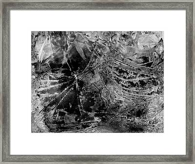 Shadows 2 Framed Print by Susan Kubes