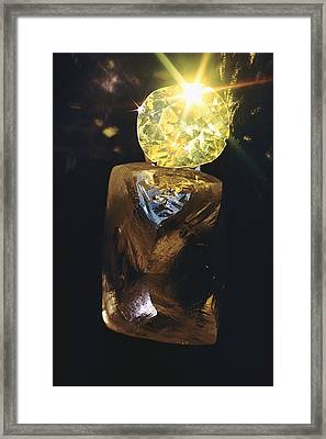 Untitled Framed Print by Victor R. Boswell, Jr
