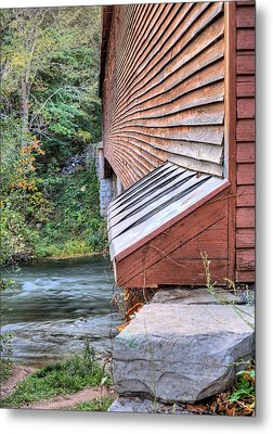 Meems Bottom Metal Print by JC Findley