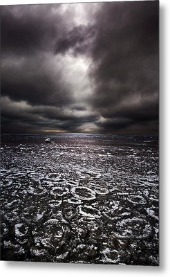 Rings Metal Print by Phil Koch