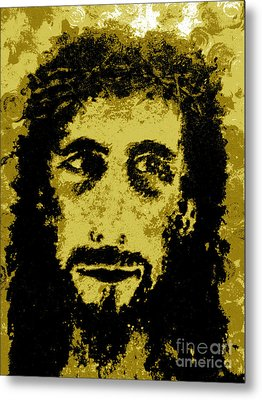 The Savior Metal Print by Alys Caviness-Gober