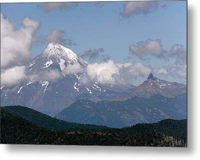 Huerquehue National Park, Chile Metal Print by Scott T. Smith