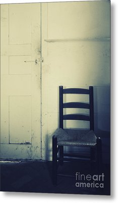 Alone In A Room Metal Print by Margie Hurwich