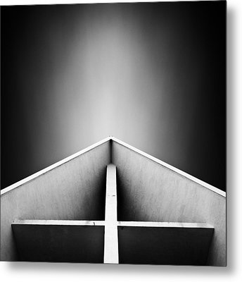 Arctic Cathedral Metal Print by Dave Bowman