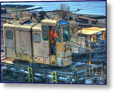 Bn 975413 Metal Print by Chris Anderson