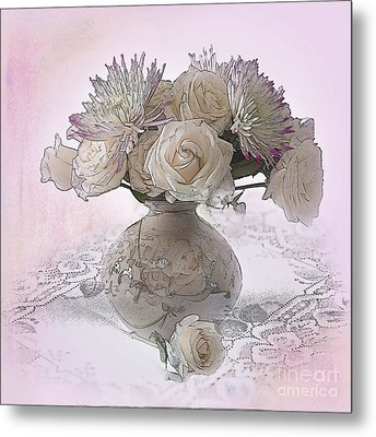 Delicacy Metal Print by Betty LaRue