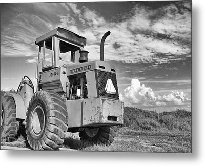 Extreme Equipment Metal Print by Tom Druin