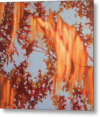 Golden Hour 3 Metal Print by Carlynne Hershberger