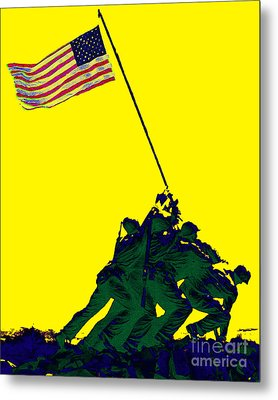 Iwo Jima 20130210p118 Metal Print by Wingsdomain Art and Photography