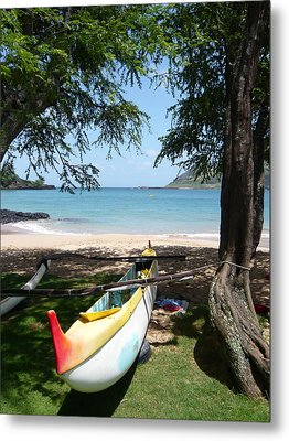 Kauai Watersports Metal Print by Dee  Savage