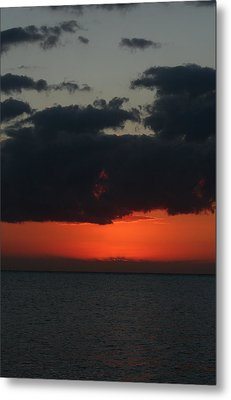 Love Is A Burning Thing Metal Print by Laurie Search