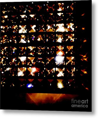 Magic Of Light  Metal Print by Baljit Chadha