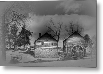Mccormick Farm 2 Metal Print by Todd Hostetter