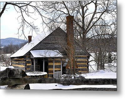 Mccormick Farm 5 Metal Print by Todd Hostetter