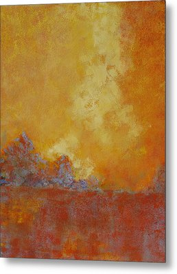 Over Time Metal Print by Barrett Edwards