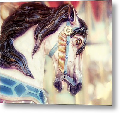 Prince Charming Metal Print by Amy Tyler