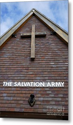 Salvation Metal Print by Doug Wilton