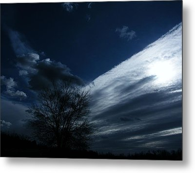 Schattenlicht - Shadowlight Metal Print by Mimulux patricia no