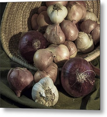 Smelly Bounty Metal Print by Jean Noren