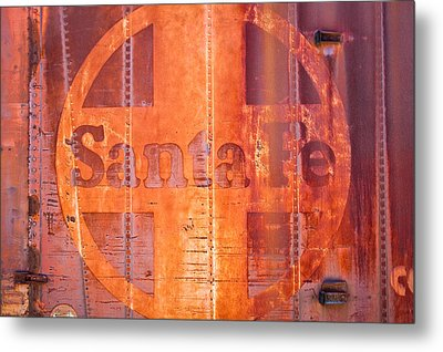 Super Chief Metal Print by Mark Weaver