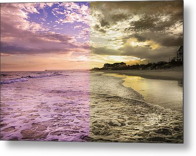 Through Different Eyes Metal Print by Betsy Knapp
