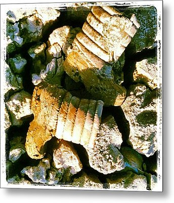 To Thick Metal Print by Brett Smith