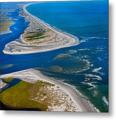 Topsail Glorious View Metal Print by Betsy Knapp