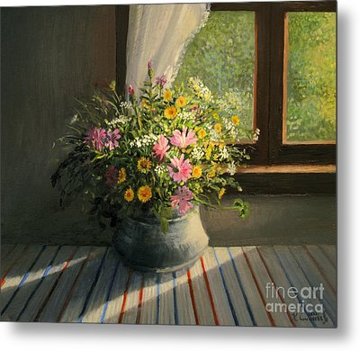 Touched By The Sun Metal Print by Kiril Stanchev