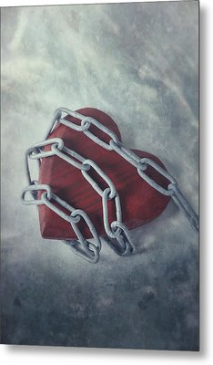 Unchain My Heart Metal Print by Joana Kruse