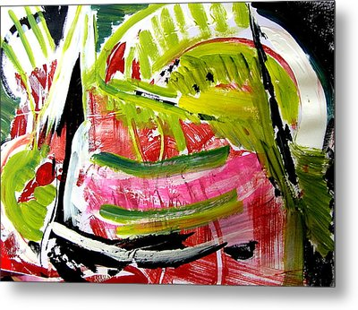'watermelon' Metal Print by Carol  Skinner