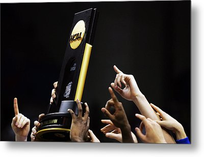 We Are The Champions Metal Print by Replay Photos
