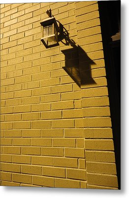Well Worn And Alone Metal Print by Guy Ricketts